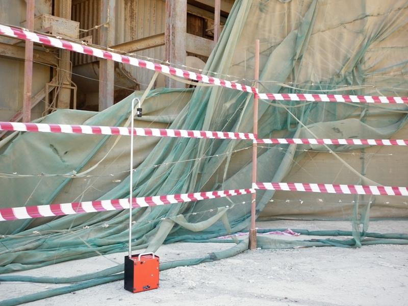 Asbestos Airborne Fibre Monitoring