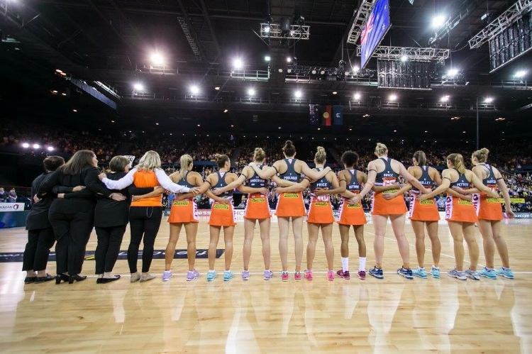 Photo courtesy of Netball NSW/Narelle Spangher
