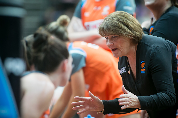 Photo by Netball NSW/Narelle Spangher
