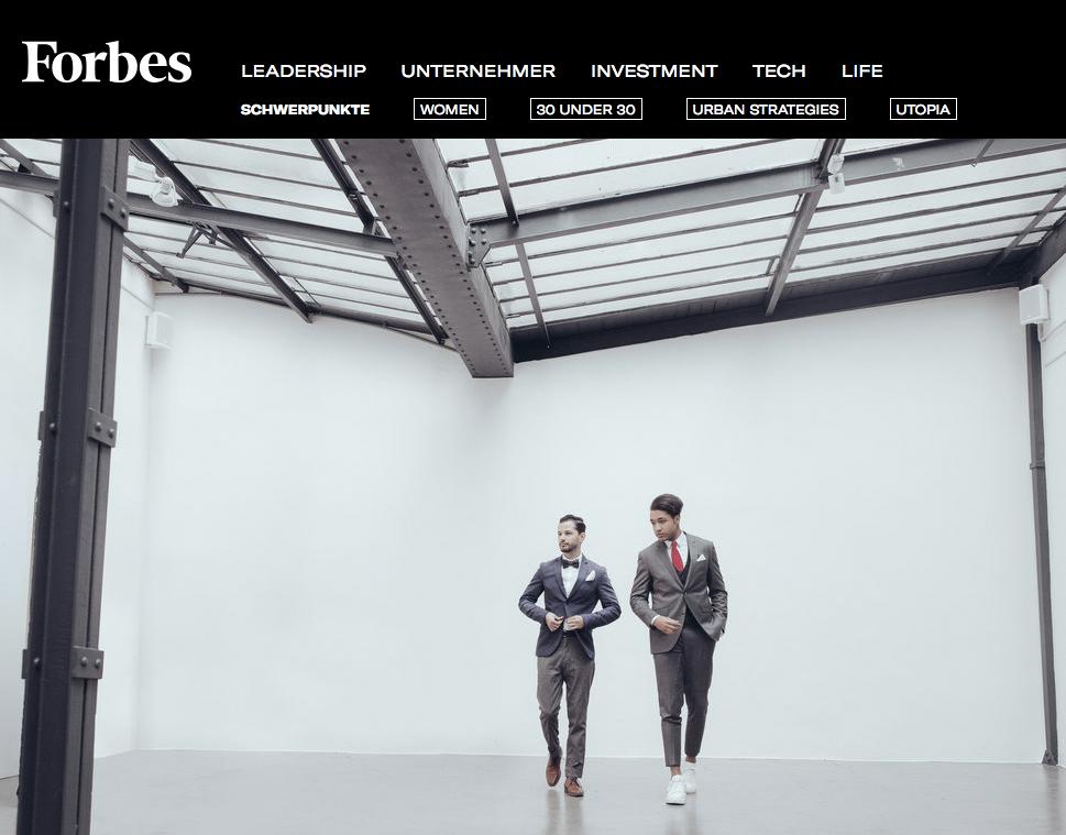 FORBES AUSTRIA - Es zählt nicht nur was du kannst, sondern auch wen du kennst.