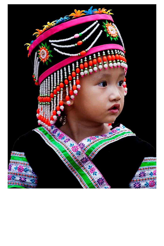 Hmong boy.