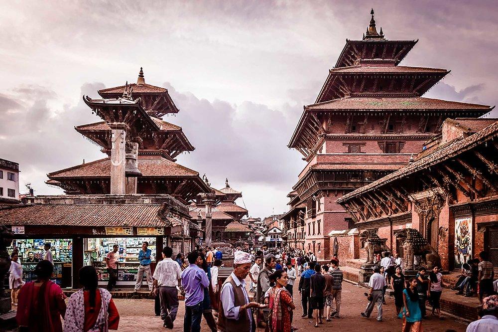 Durbar Square Kathmandu, Nepal