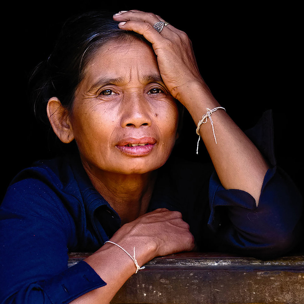 Woman of Southern Laos