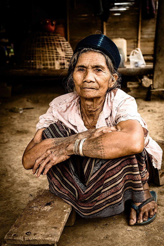 Khmu Woman