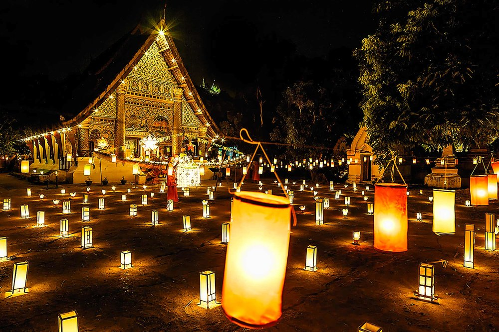 Ock Pan Sa, Luang Prabang, Lao PDR