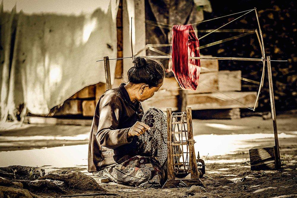 Toumlan Village, Southern Laos