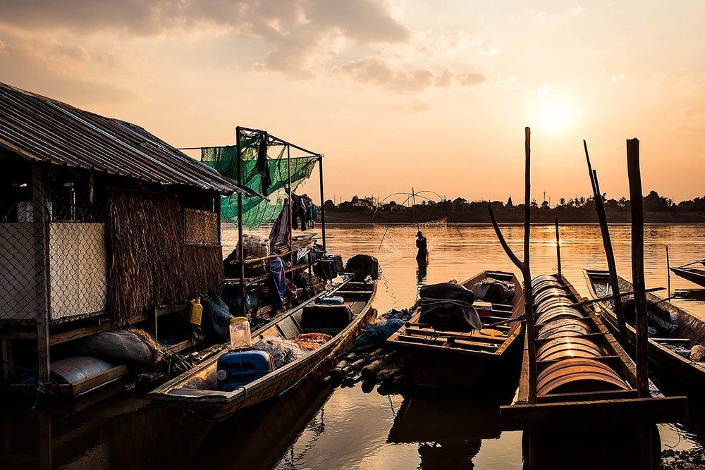 Mekong Fishing