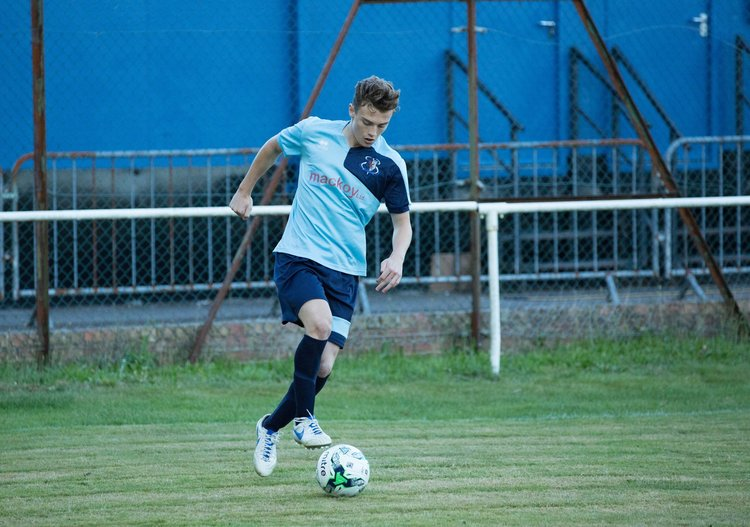 Harrison Fay goal sealed an away win for Fawley in the previous fixture this season