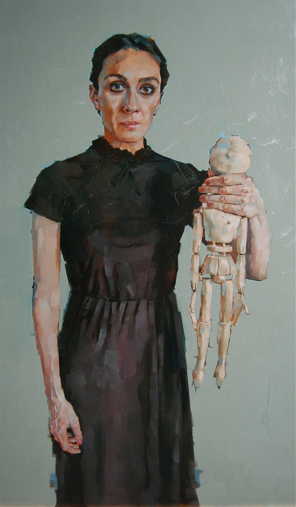 'Monooka II' 21%22x12%22 oil on board.JPG