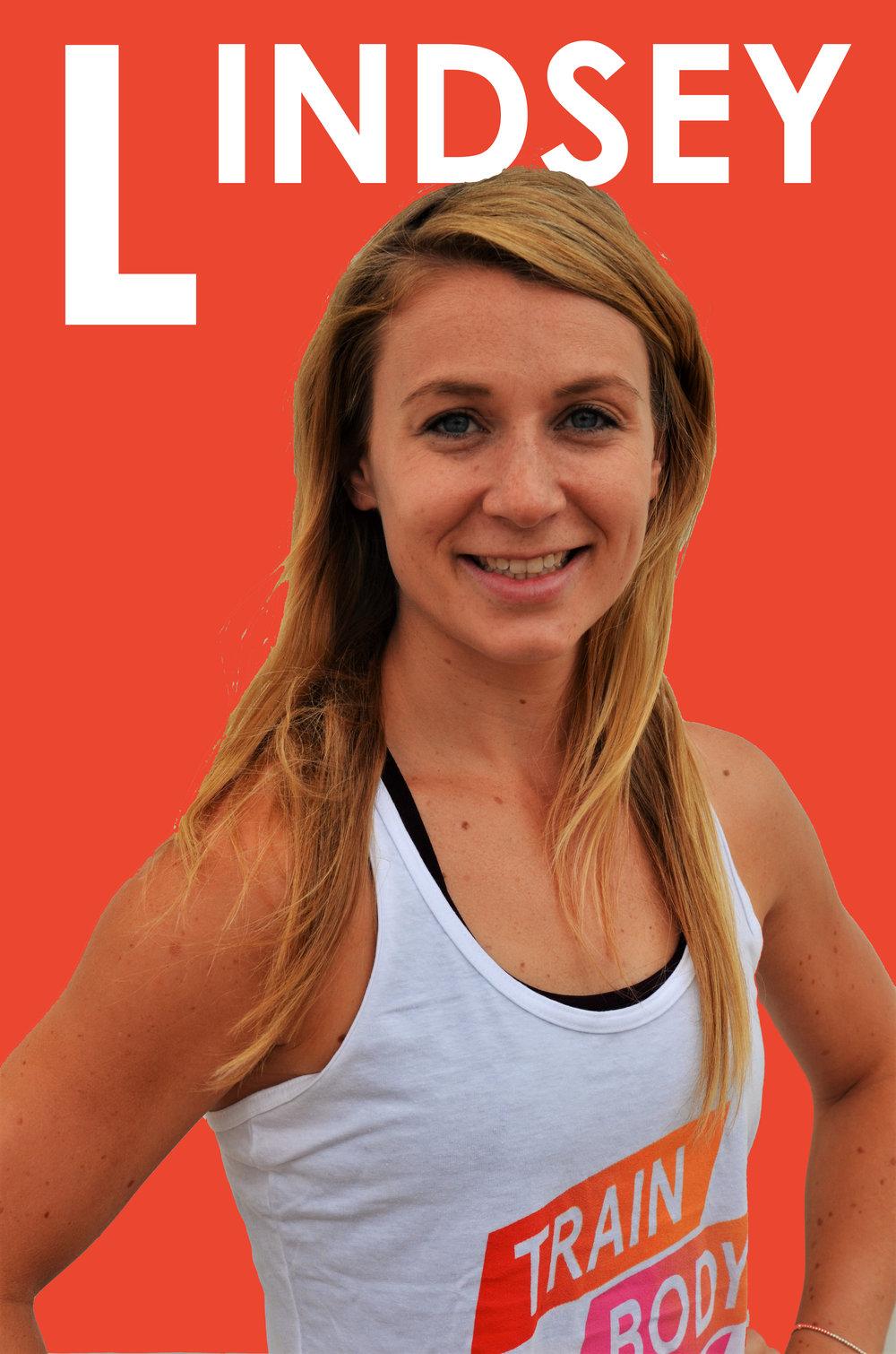 Lyndsey Pryor, trainer