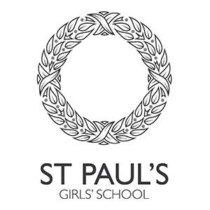 St Paul's Girl's School logo