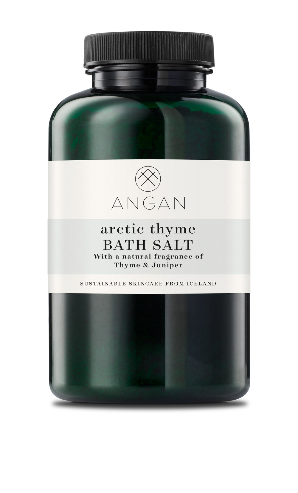 RELAXING   BATH SALT with arctic thyme