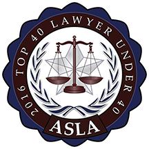 Naum_Estevez_ASLA_Top_40_Lawyer_Sarah_Welch