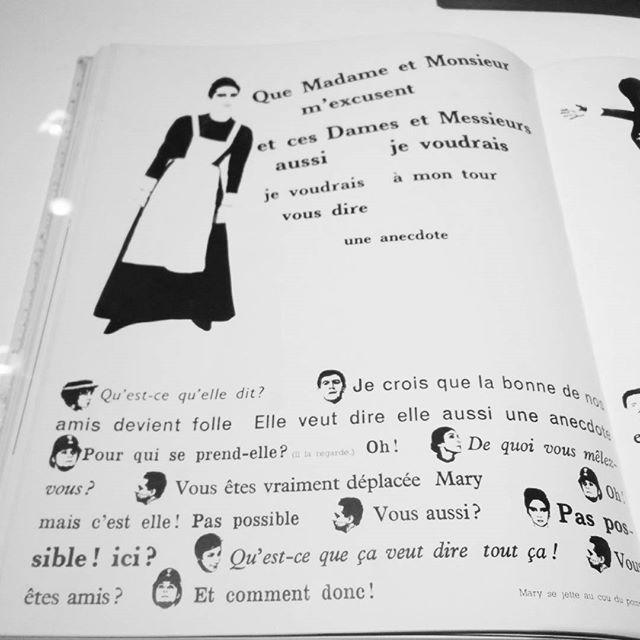 Graphic design exhibition and brilliant icons #paris