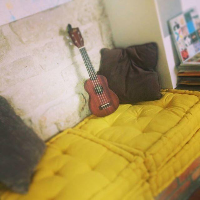 #romantic #everyday #designerslife #paris #designstudio #ukulelemadness #ukulele