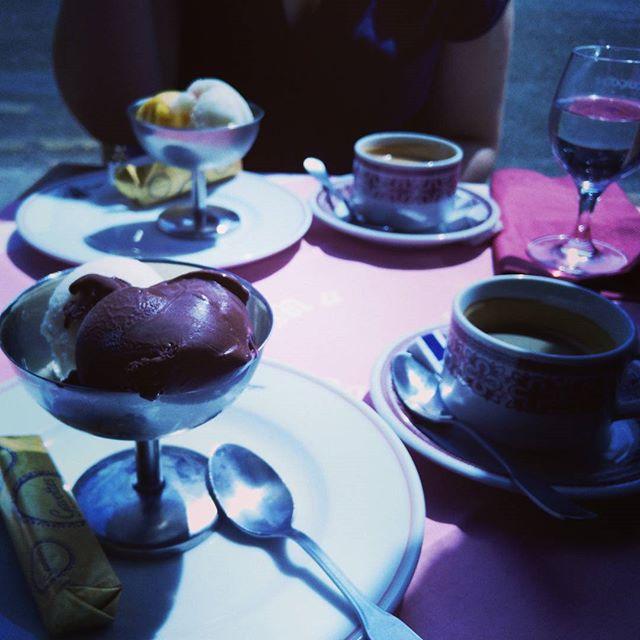 #basic #french #food #berthillon #paris #placedesvosges @heidi_aulikki