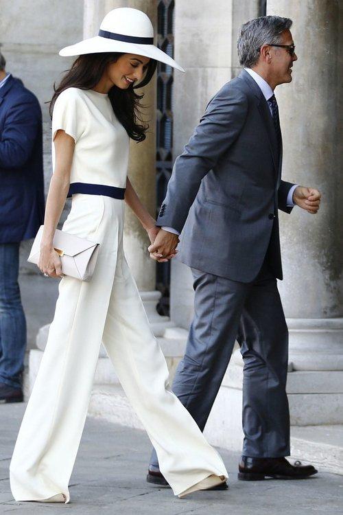 Spotlight on: Amal Clooney — The Fashion Family