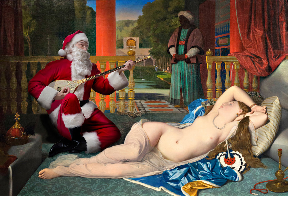 Odalisque with a Slave