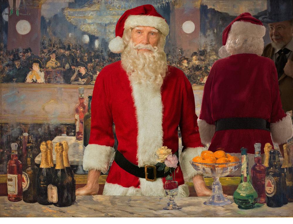 Édouard Manet - A Bar at the Folies-Bergére