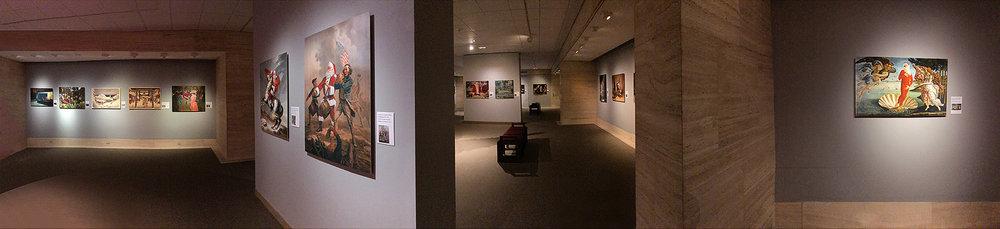 Appleton Museum of Art   Ocala, FL Nov 17 – Jan 7, 2018-19 Solo exhibition of 33 prints