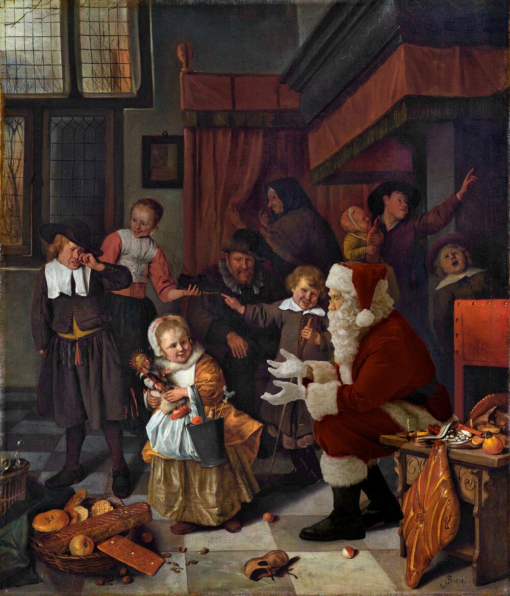The Feast of St. Nicholas