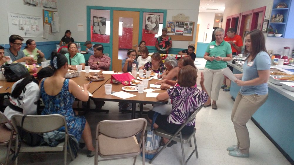 Budget Buddies speaks to Khmer Community Group members