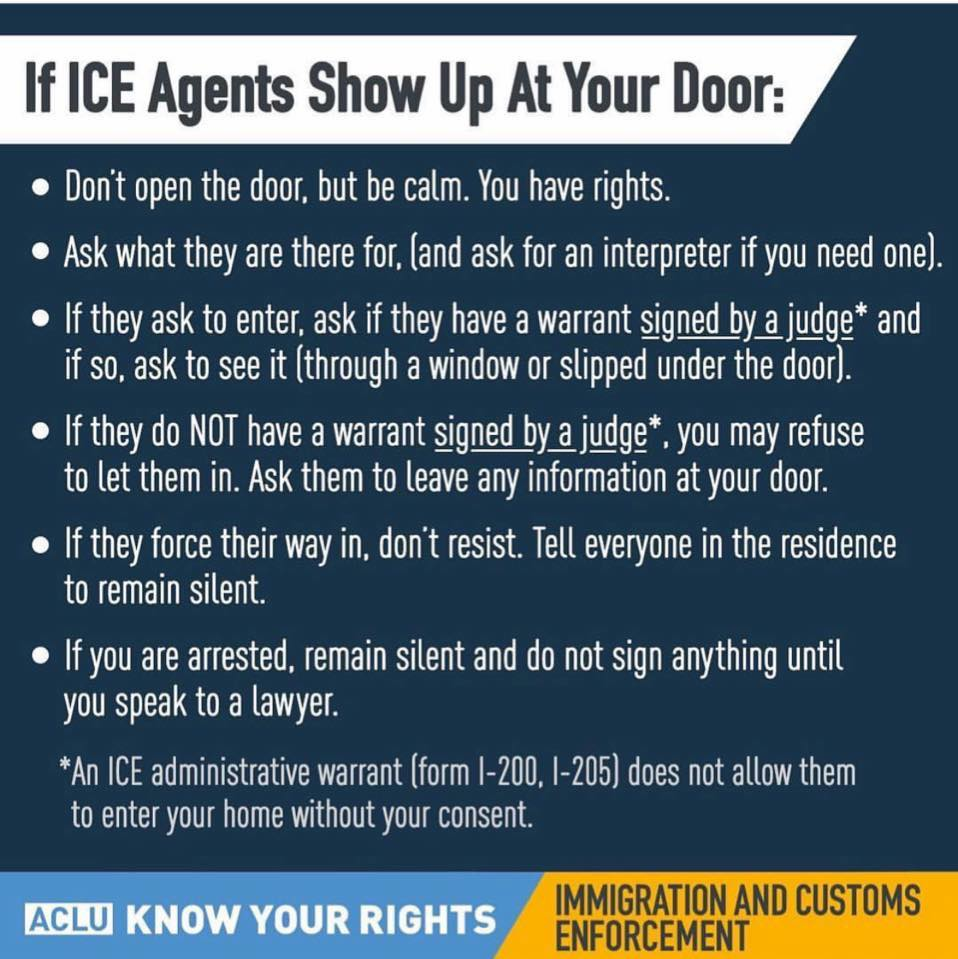 "Download ""If Ice Agents Show Up At Your Door"" - English"
