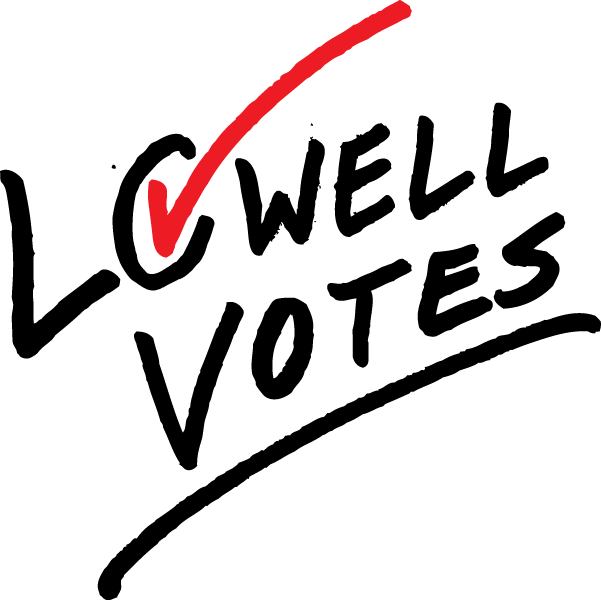 Lowell Alliance and  Lowell Votes  work together to register voters door to door, and get out the vote.