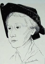 Poet Marianne Moore