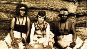 Margaret Mead in Samoa   (Courtesy Google Images)