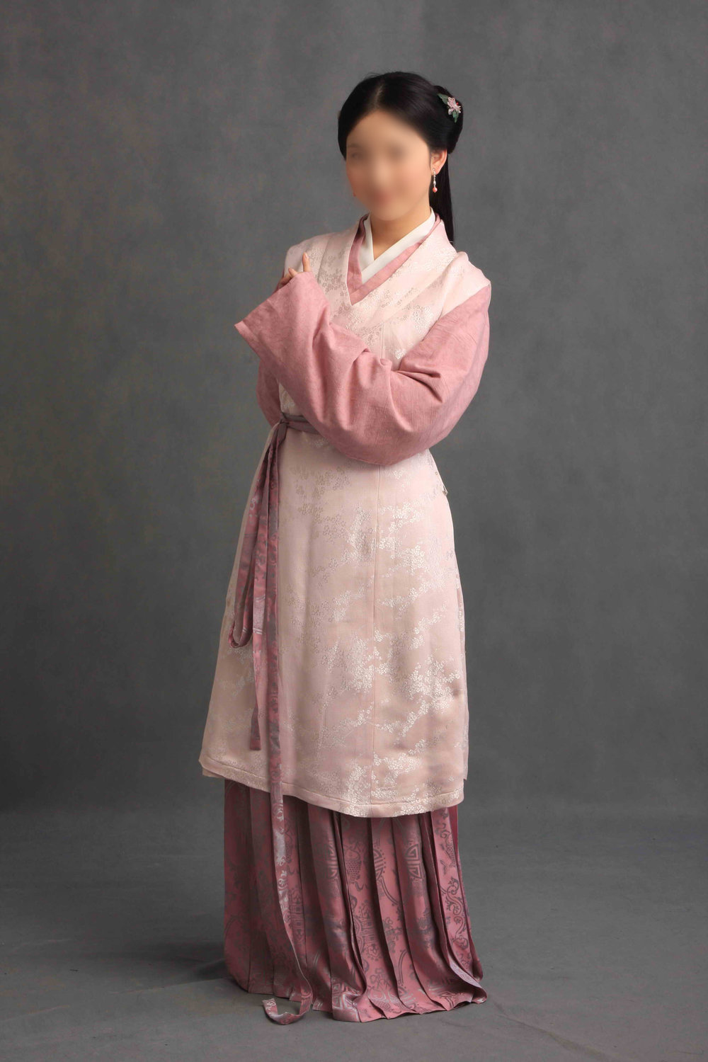 - Servant Girl's Costume