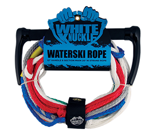 White Knuckle Waterski Rope