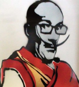 Salvador Dali Lama by Kyle Wilson – Ocean City High School