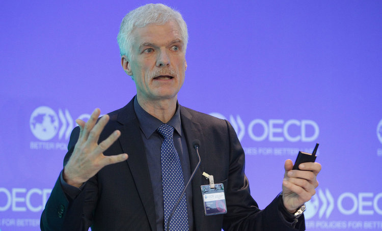 Andreas Schleicher, Director, Education and Skills,  The Organisation for Economic Co-operation and Development (OECD), based in Paris
