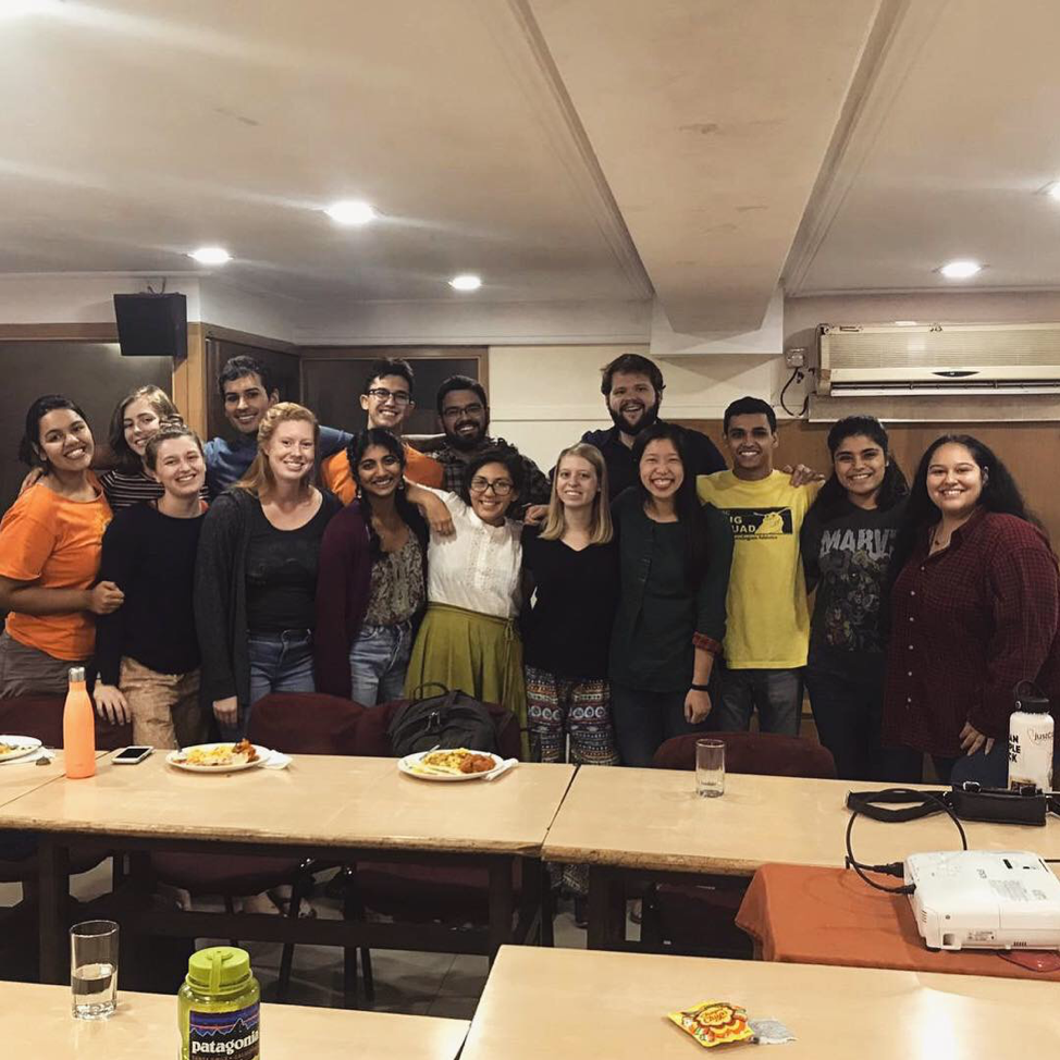 "UCEAP Mumbai ""India Studies"" Class, Fall 2018"