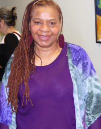 BEATRICE EAST, VISUAL ARTS CHair