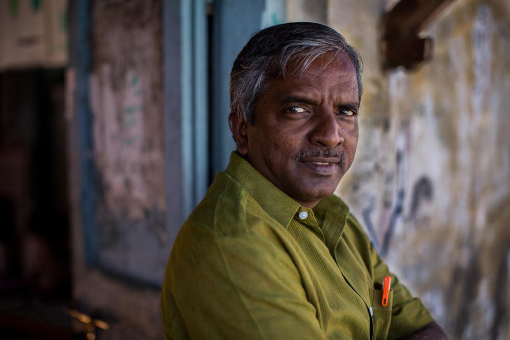 Elango Rangaswamy notre personnage principal en Inde sur la democratie photo Emmanuel Guionet.jpg