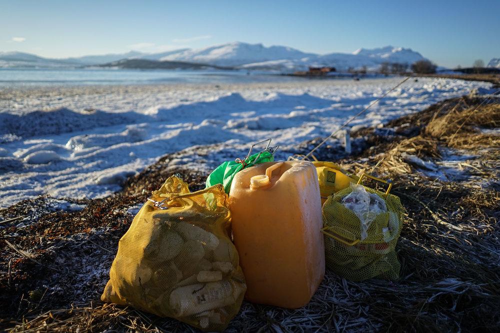 DSC0104715 kg ocean plastic in 15 minutes.JPG