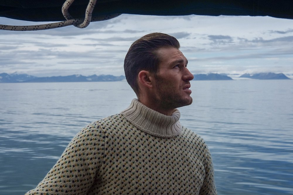 Thomas Farthing - Expedition Knitwear - Thomas Farthing recently embarked on a 1930s inspired scientific expedition to Spitsbergen - A Norwegian island around 600 miles south of The North Pole.During our expedition amidst the wild beauty and awe of the Norwegian landscape we were also faced with some of the damaging side effects of single use plastic and commercial fishing equipment littering our oceans.We decided to work in partnership with Zing Ocean Conservancy, a non-profit conservation group based in Norway.ZING have removed 4.2 METRIC TONNES of waste in just 4 months and have a goal of removing 12 over the next 8 months.10% of our 'Expedition Knitwear' sales will be donated to ZING to do our part in helping them reach their goal.Over the coming months following our 'Spitsbergen Collection' we will be keeping you up to date with what has been achieved with the help of your donations.If you would like to find out more about Zing and their mission to clean our oceans, visit their website: https://www.zingoceanconservancy.org/