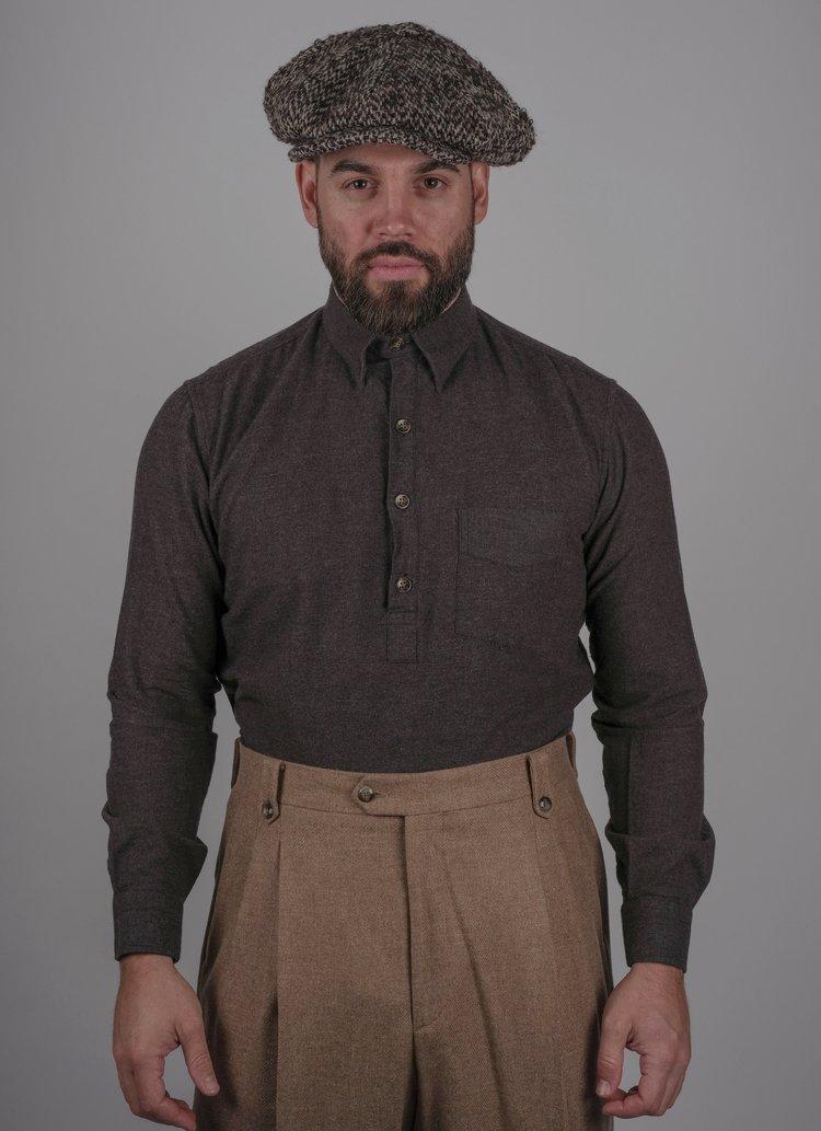 bb1dd46247b Erikson Shirt - Dark Grey