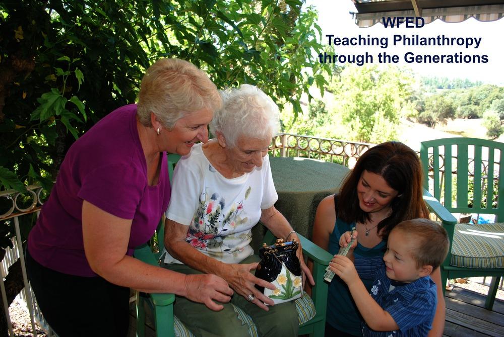WFED Philanthropy Taught Through the Generations.jpg