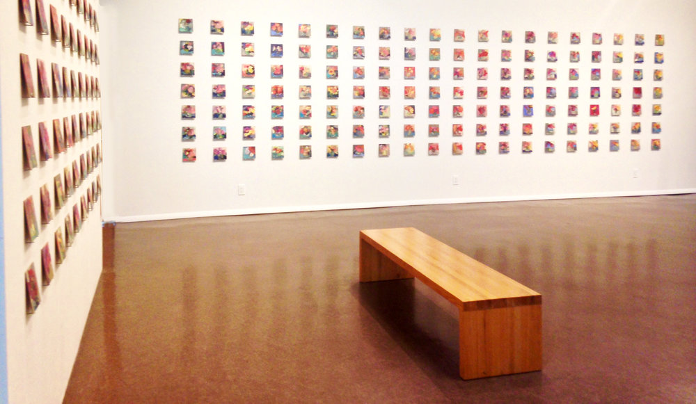 365; Duxbury Art Complex Museum - Exhibit Featuring 365 Consecutive Days of Painting