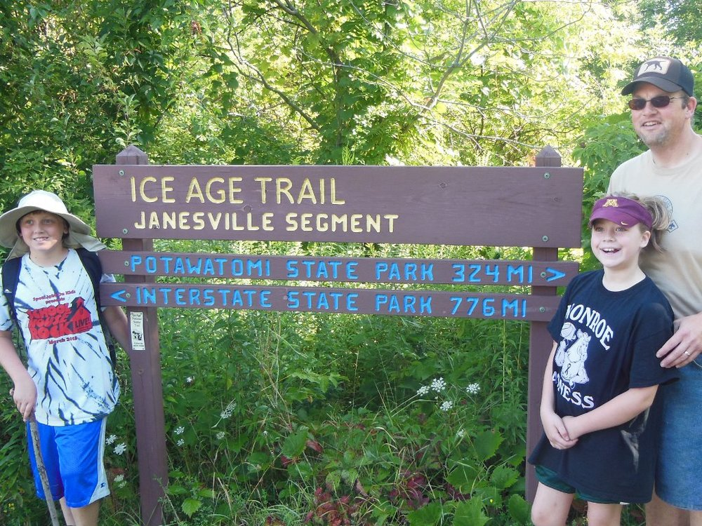 Ice Age Trail  Photo Credit: HikingDude.com