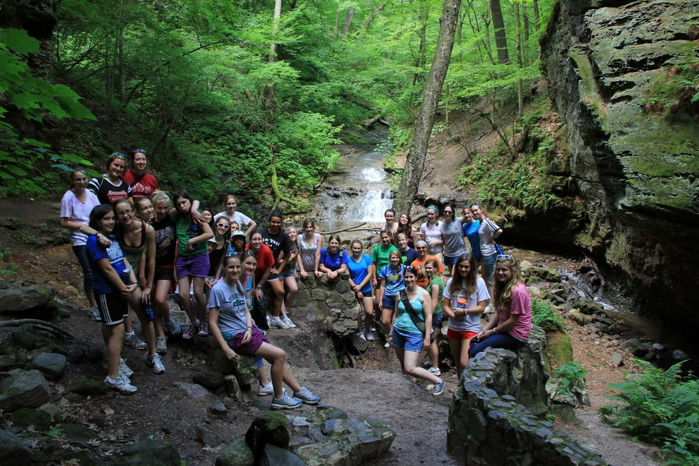 parfrey's glen group hike.JPG