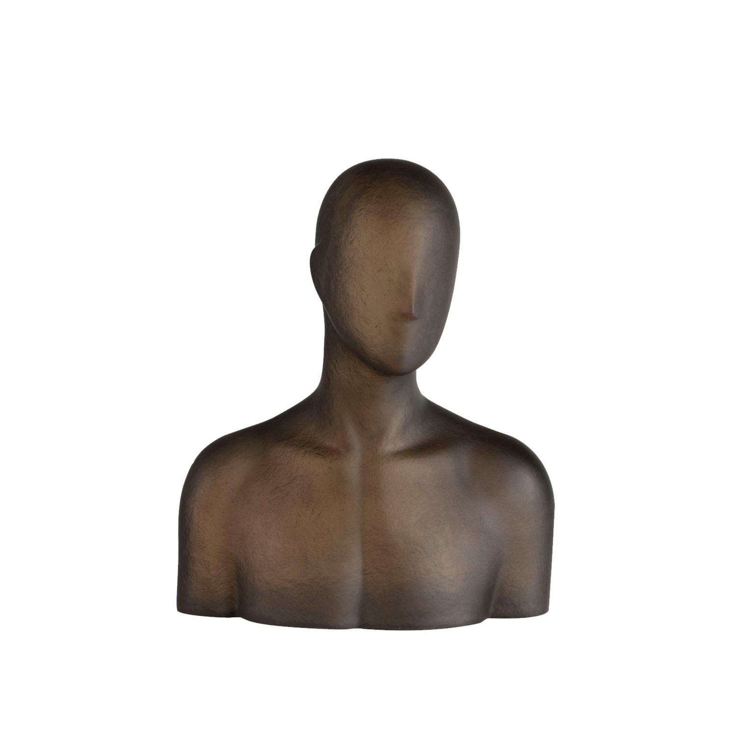 Male Head and Shoulder — Siegel & Stockman