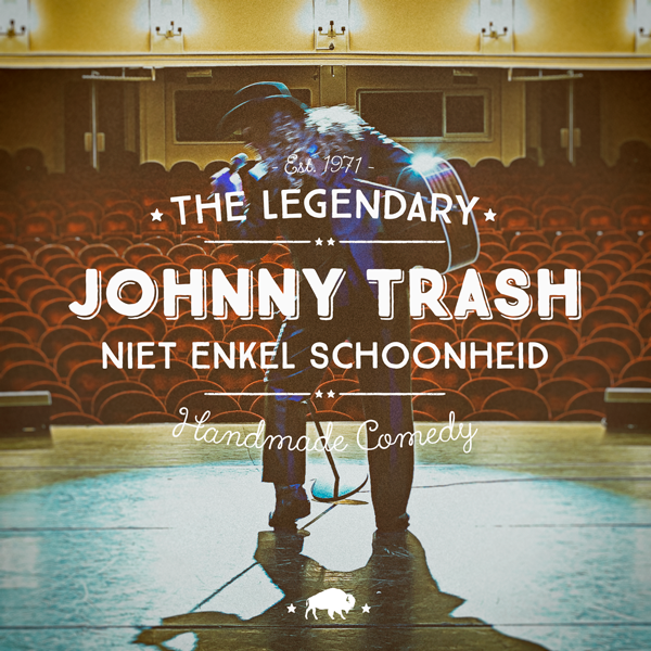 "<p><strong>THE LEGENDARY JOHNNY TRASH</strong>CD album ""Niet Enkel Schoonheid""<br> Mottow Soundz - Mowcat No. 1521<a>2016</a></p>"