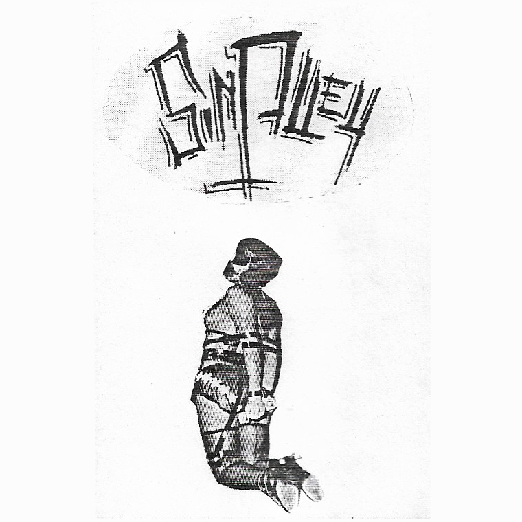 "<p><strong>SIN ALLEY</strong> Demo Cassette ""Sin Alley"" <br> <a>1995</a></p>"
