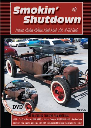 "<p><strong>Smokin' Shutdown #9""</strong> Smokin' DVD 000001 <br><b>Hètten Dès</b><br><a>2005</a></p>"