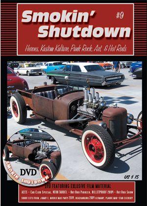 """<p><strong>Smokin' Shutdown #9""""</strong> Smokin' DVD 000001 <br>met <b>Hètten Dès</b><br><a>2005</a></p>"""