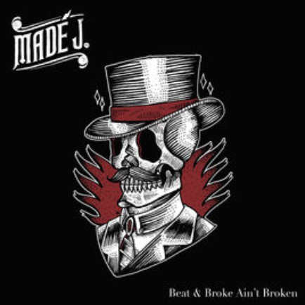 "<p><strong>MADé J</strong> CD Album ""Beat & Broke Ain't Broken""<br> Mottow Soundz - MOWCAT 1407<br> drums op ""Don't Play That Way""<br> <a>2014</a></p>"